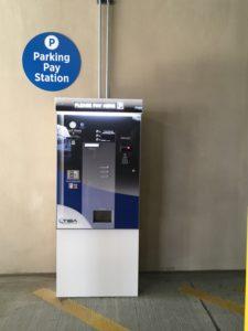Parking Access Deck